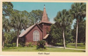 Faith Chapel , Jekyll Island , Savannah , Georgia , 40-60s