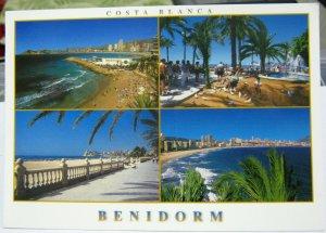 Spain Benidorm Coast Blanca - posted 2007