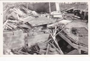 RP: FERGUSON FALLS , Minnesota , 1933 : Storm Damage