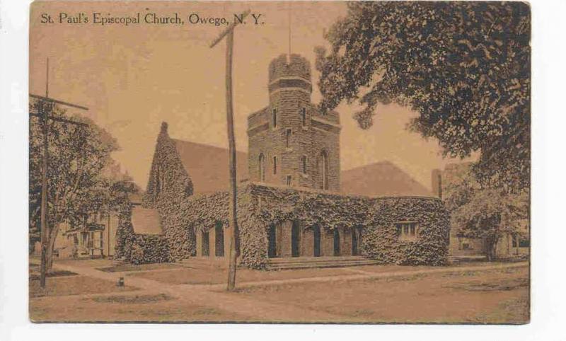 St. Paul's Episcopal Church, Owego,New York, 00-10s