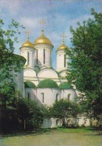 Russia Yaroslavl Cathedral of the Transfiguration