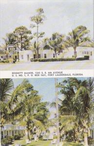 Flrorida Fort Lauderdale Bennett Manor