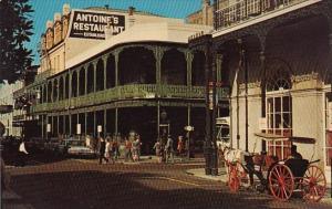 Antoines Restaurant New Orleans Louisiana