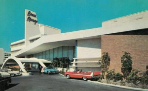 MIAMI BEACH , Florida , 1950-60s ; Beau Rivage Resort Motel