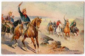 Race of Cowboys and Indians