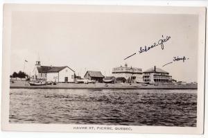 RPPC, Havre St. Pierre, PQ