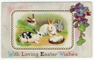 With Loving Easter Wishes