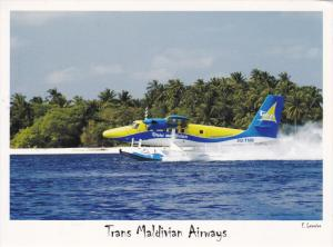 Trans Maldivian Airway Boat Airplane , 80-90s