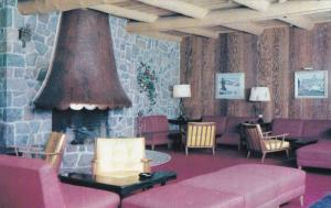 Chateau Lac Beauport, Inside View, BEAUPORT, Quebec, Canada, 40-60´s