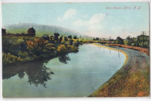 Utica NY - Erie Canal