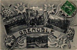 CPA Grenoble- Souvenir. (667448)