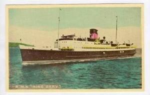 R.M.S.  King Orry , Steamship, 1900-1910s