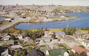 Flin Flon, Manitoba,  Canada, 40-60s