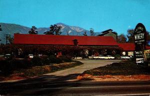 California Cucamonga Thomas Vineyards Established 1839
