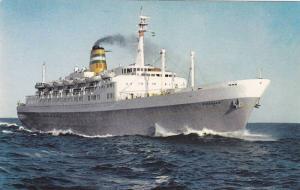 Oceanliner/Steamer/Ship, S. S. Statedam- Gross Tons 24,294, Holland America L...