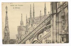Milano, Italy, 00-10s   Un Saluto dal Duomo #2
