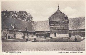 Varengeville-sur-Mer, France , 00-10s ; Cour interieure du Manior d'ango
