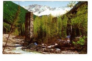 Loop Creek, Bonnie Glacier, British Columbia, Glacier National Park