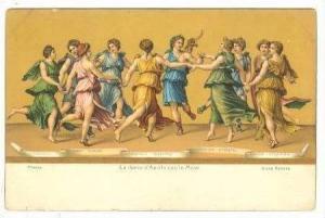 Firenze, Italy, 00-10s   La Danza d'Apollo con le Muse