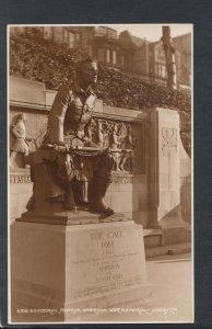 Scotland Postcard - Edinburgh, Scottish American War Memorial   RS21007