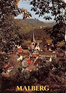 Im romantischen Kylltal, Malberg Suedeifel Kirche Gesamtansicht Church
