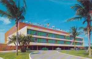 Florida Fort Lauderdale The Beautiful New Dania Jaialai Fronton 1955