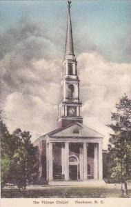 North Carolina Pinehurst Village Chapel Albertype
