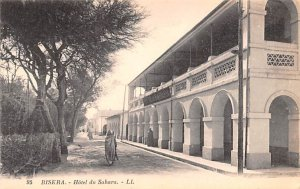 Hotel du Sahara Biskra Algeria Unused