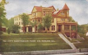 Illinois Moline Tri-City Sanitarium Food Company