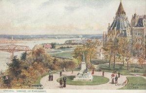 OTTAWA, Ontario, Canada, 1900-10s; Library of Parliament ;TUCK No. 2242