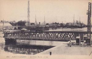 Saint Nazaire , France , 00-10s ; Le Vieux Basin
