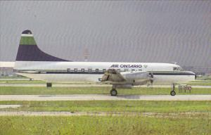 Canada Air Ontario Convair 580