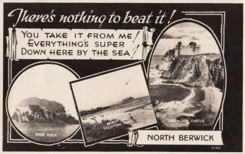 RP: North Berwick, Scotland , UK, 1958