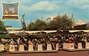 NY - New York World's Fair, 1964-65. Glide-A-Ride Train