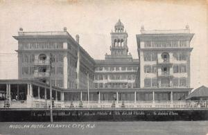 Rudolph Hotel, Atlantic City, New Jersey, Early Postcard, Unused
