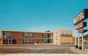 Michigan Detroit The Eastland Motel 1960