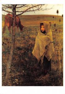 Jules Bastien - Lepage Pauvre Fauvette - 1881