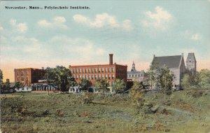 WORCESTER, Massachusetts, 1900-1910's; Polytechnic Institue