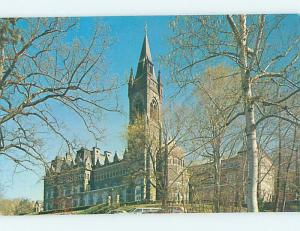 Pre-1980 PACKER HALL AT LEHIGH UNIVERSITY Bethlehem Pennsylvania PA L6584-12