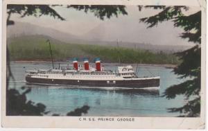 CNR SS PRINCE GEORGE