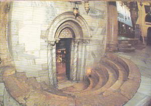 Israel Bethlehem Door Of The Holy Manger