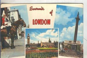 Postal 005461 : Souvenir of London