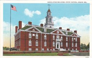 Delaware Dover Legislative Building State Capitol Curteich