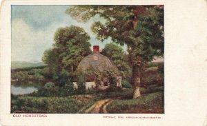 Postcard Old Homestead