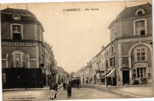 CPA Commercy Rue Carnot (125919)