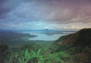 Philippines Taal Volcano In Batangas