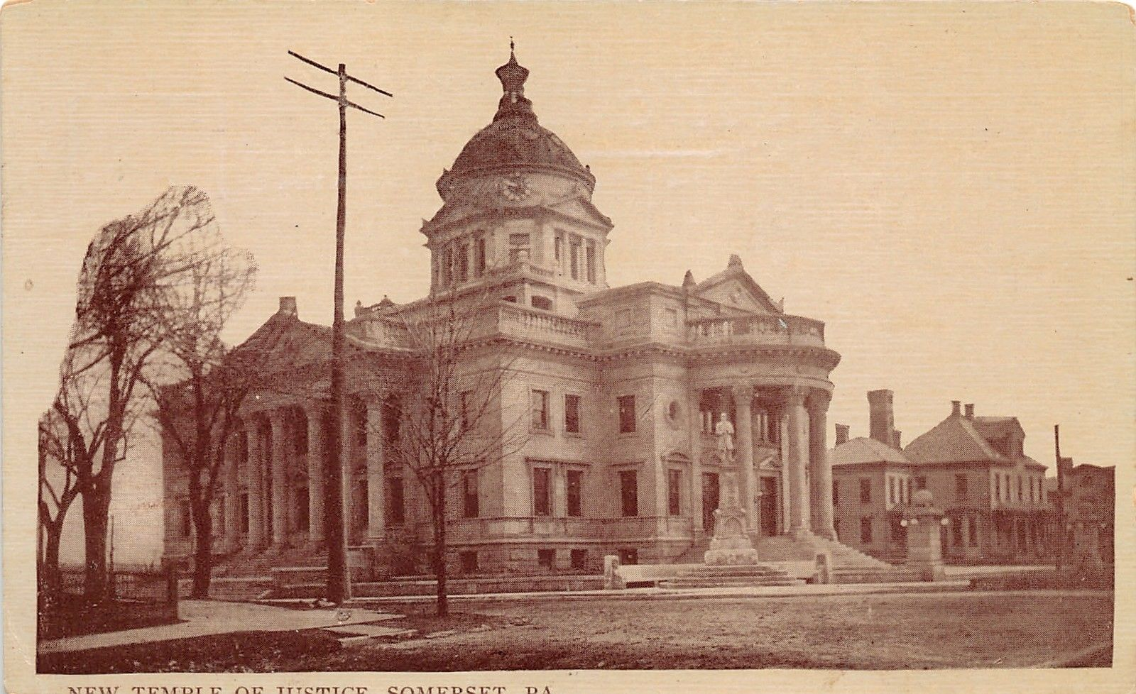 Somerset Pennsylvania~Court House