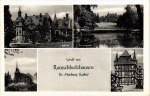 CPA AK Marburg Gruss aus Rauischholzhausen GERMANY (1018490)