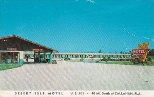 Florida !958 Desert Isle Mote Lawtey 1958