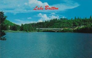 California Burney Lake Britton Burney Falls State Park